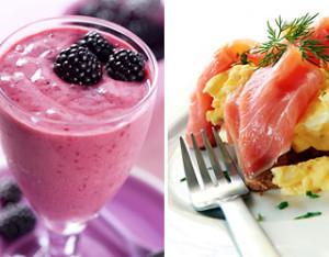 bílkoviny v jídelníčku